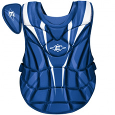 CLEARANCE Easton Mystique Fastpitch Softball Chest Protector INTERMEDIATE