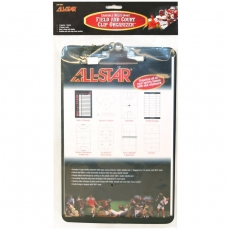 All-Star Multi Sport Organizer Lineup Clipboard CBE-MS1