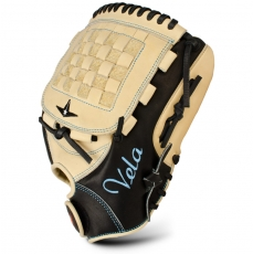 "All Star Vela 3 Finger Fastpitch Softball Glove 12"" FGSBV"