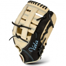 "All Star Vela 3 Finger Fastpitch Softball Glove 12.5"" FGSBV"