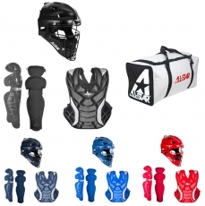 All Star Fast Pitch Softball Series Catchers Kit Adult - CKW14.5PS