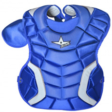 CLOSEOUT All Star System Seven Youth Chest Protector Age 12-16 CP1216S7