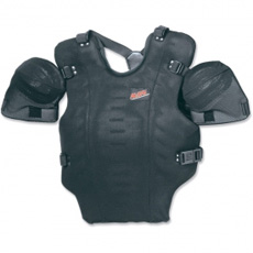 "CLOSEOUT All Star Umpire Chest Protector Inside 15"" CPU23R"