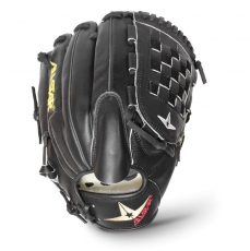 CLOSEOUT All Star FGS7-PTBK System Seven Baseball Glove 12""