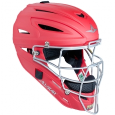 CLOSEOUT All Star MVP2510M System Seven Catcher Helmet with Matte Finish - Youth