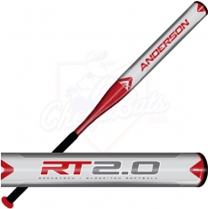 2015 Anderson RockeTech 2.0 Slowpitch Softball Bat 011037