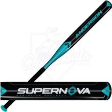 2015 Anderson Supernova Fastpitch Softball Bat-10oz 017030