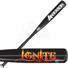 Anderson Ignite XR Senior Youth Baseball Bat -8oz. 013014