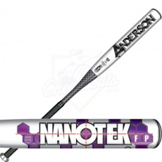 2012 Anderson NanoTek FP Fastpitch Softball Bat -10oz. 017023