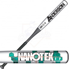 2012 Anderson NanoTek FP Fastpitch Softball Bat -12oz. 017026