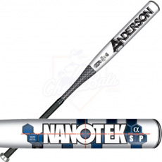 Anderson NanoTek SP Alpha Slowpitch Softball Bat 011030