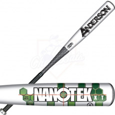 Anderson NanoTek XT Senior League Baseball Bat -5oz. 013012