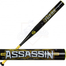 No Warranty Bass Jeff Hall Assassin Softball Bat NW-BJHA