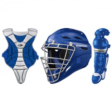 Easton Black Magic Catcher's Set Youth A165012BX (Age 9-12)
