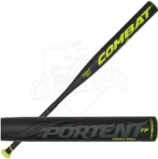 2014 Combat PORTENT Fastpitch Softball Bat Single-Wall -10oz PORFP210