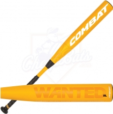 2014 Combat WANTED Senior League Baseball Bat -10oz WANSL110
