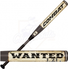 2014 Combat WANTED 1.21 Slowpitch Softball Bat Fully Loaded WANSR1-F