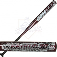 Combat Scott Brown Gear 98 Slowpitch Softball Bat GEARSP4-SB ASA