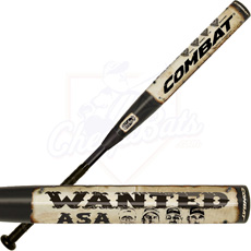 2013 Combat WANTED 275 ASA Slowpitch Softball Bat WANSP3