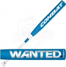 Combat WANTED Youth Baseball Bat -12oz WANYB112