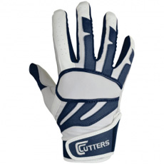 CLOSEOUT Cutters All Leather Batting Glove (Adult) 018