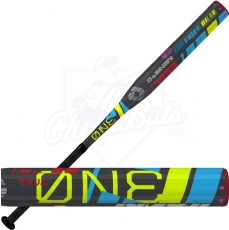 2014 DeMarini ONE Slowpitch Softball Bat WTDXONE-14