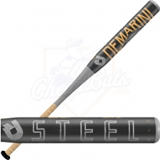 2014 DeMarini RAW STEEL Slowpitch Softball Bat WTDXRAW-14
