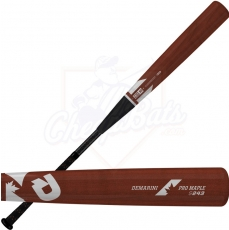 CLOSEOUT DeMarini S243 Pro Maple Wood Composite BBCOR Baseball Bat WTDXS243