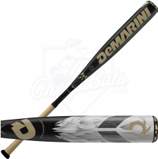 2014 DeMarini Voodoo Overlord Senior League Baseball Bat -5oz WTDXVD5-V14