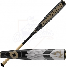 2014 DeMarini Voodoo Overlord Senior League Baseball Bat -9oz WTDXVDR-V14