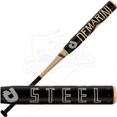 2014 DeMarini WHITE STEEL Slowpitch Softball Bat WTDXWHI-14