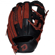"DeMarini Rogue Baseball Glove 11.5"" WTA0728BB115FER"
