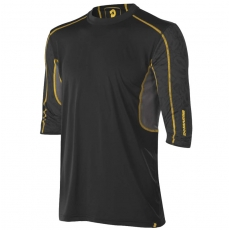 DeMarini Comotion Game T-Shirt Mid Sleeve Mens Black