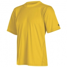 DeMarini Yard Work Tatt Training T-Shirt Mens Gold