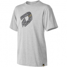 DeMarini Post Game Mottos T-Shirt Mens Grey