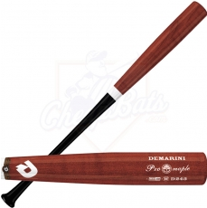 CLOSEOUT DeMarini D243 Pro Maple Wood Composite BBCOR Baseball Bat -3oz WTDX243BLWA