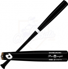 CLOSEOUT DeMarini D271 Pro Maple Wood Composite BBCOR Baseball Bat -3oz WTDX271BLBL