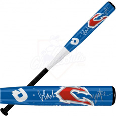 DeMarini Black Coyote Youth Baseball Bat -11oz WTDXBCL
