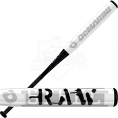 2013 DeMarini Raw Steel Slowpitch Softball Bat WTDXRAW
