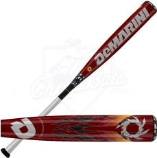 2015 Demarini Voodoo Overlord Youth Big Barrel Baseball Bat -9oz WTDXVDR-15