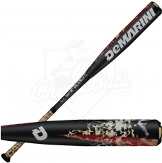 DeMarini Voodoo Youth Big Barrel Baseball Bat Minus 9oz WTDXVDR-14