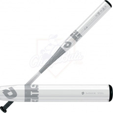 2012 DeMarini White Steel Softball Bat Slow Pitch DXWHI-12