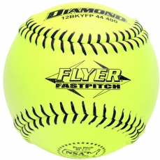 "Diamond Flyer Fastpitch Softball 12"" 12BKYFP 44 400 (6 Dozen)"