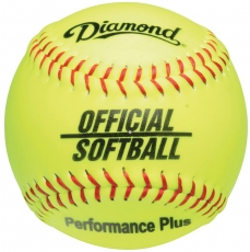 "Diamond 12OS Official Softball 12"" (6 Dozen)"