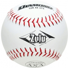 "Diamond Zulu Slowpitch Softball 12"" 12R 44 375 (6 Dozen)"