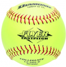 "Diamond 12RFP 47 CL College/NFHS Fastpitch Softball 12"" (6 Dozen Case)"