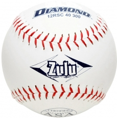 "Diamond Zulu Slowpitch Softball 12"" 12RSC 40 300 (6 Dozen)"