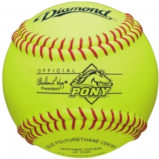 "Diamond 12RY PONY Youth Pony League Softball 12"" (6 Dozen)"