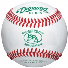 Diamond  D1-BPA Baseball Players Association Baseball 10 Dozen