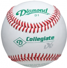 Diamond D1-iX3 Collegiate League Baseball (10 Dozen)
